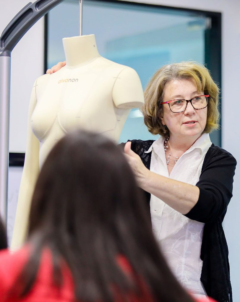 FitForm Alvanon expertise Fashion online courses for the fashion industry
